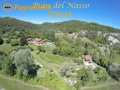 Landgoed in Italie (Liguria-Piemonte)