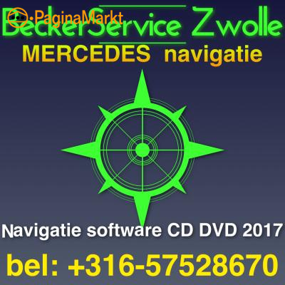 Mercedes CD DVD Comand Aps 50 2017
