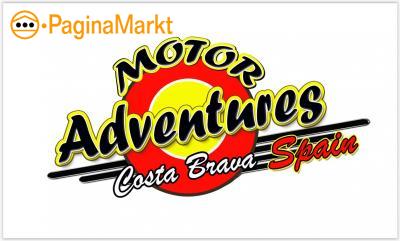 Motoren en scooters costa-brava Spanje