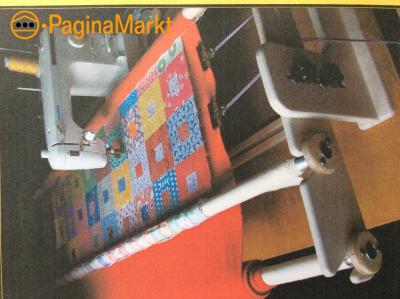 Quiltmachine + Juki naaimachine