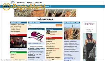 Trekharmonica Startpagina