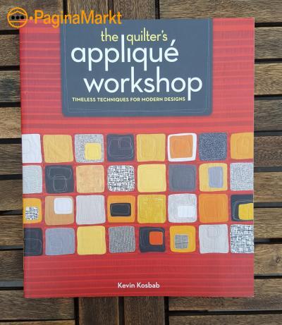 Kevin Kosbab, The Quilter's Applique WorkshopTimele