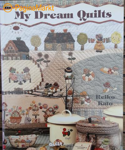 Reiko Kato My dream Quilts Quilmania
