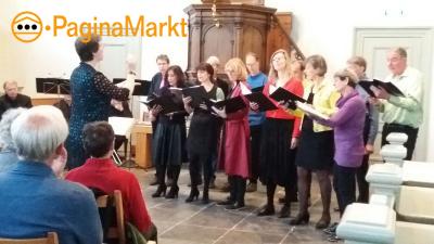 Sopraan en tenor voor A'dams huiskamerkoor