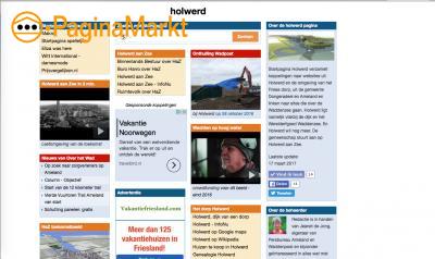 Holwerd.Startpagina