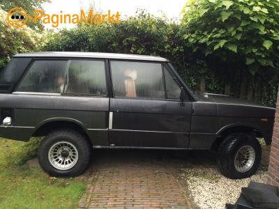 Range Rover 2 deurs automaat \'79 project