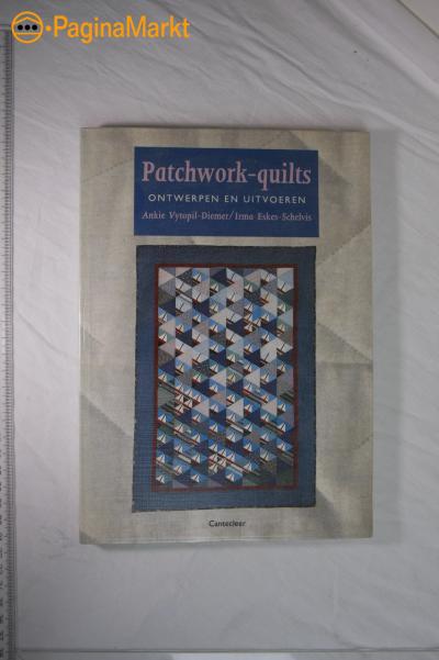 Patchwork-quilts Boek