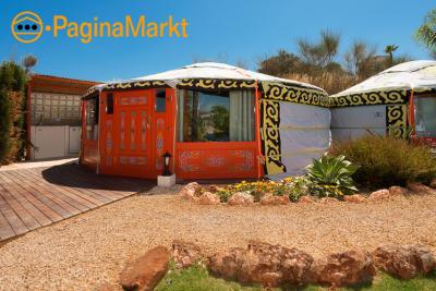 Yurt in Andalusië