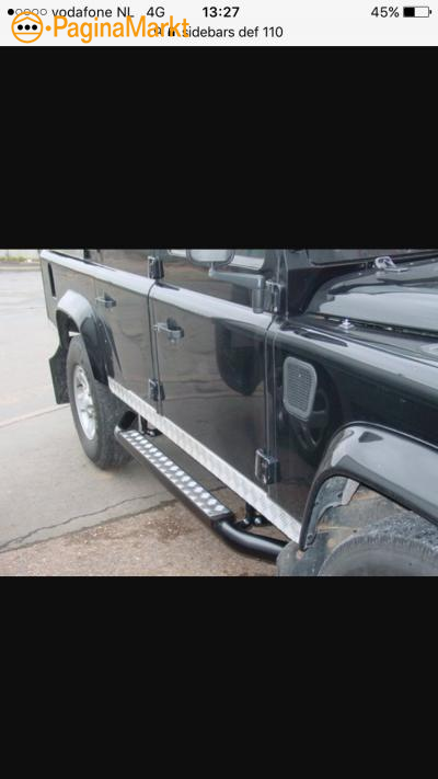 Defender 110 Sidebars 5-deurs