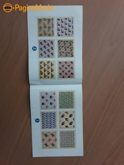 borduurboekje
