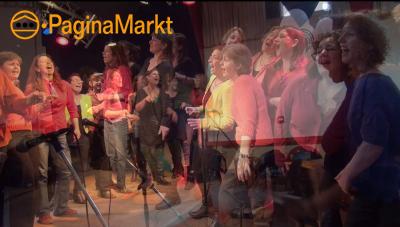 Popkoor uit Amsterdam zoekt zangeressen