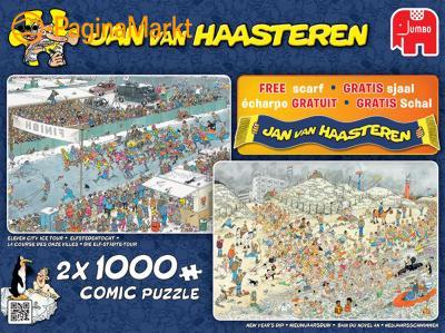 Jan van Haasteren puzzel nr 19035