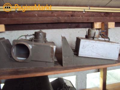setje ventilatoren landrover 109gwt