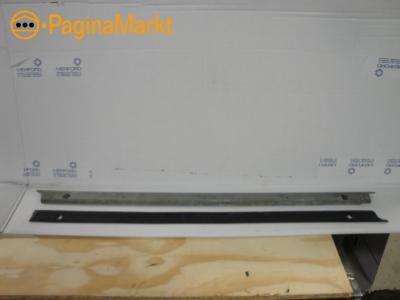 strip en rubber voor deur Light Weight rechts