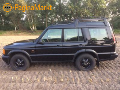 Land Rover Discovery 2.5 TD5 AUT 2001 Zwart 7-Pers