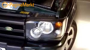 Discovery facelift headlight bestuurderskant