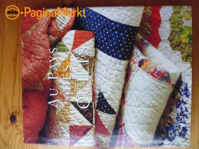 Au Pays des Quilts boek