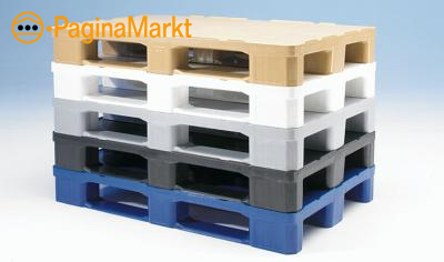 Hygi�ne Pallets, Cleanroom pallets, HACCP pallets
