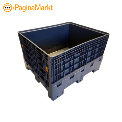 palletcontainers, palletboxen, kunststof bakken