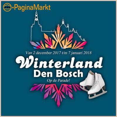 Standhouders gezocht Winterland Den Bosch