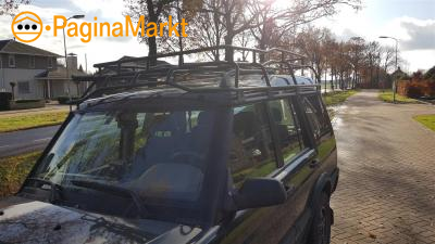 Voyager roofrack Discovery 2