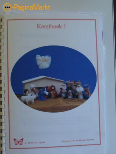 kerststal werkboek