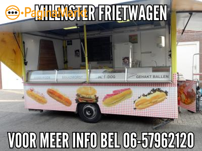 Milenster frietwagen