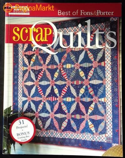 Best of Fons and Porter Scap Quilts Boek