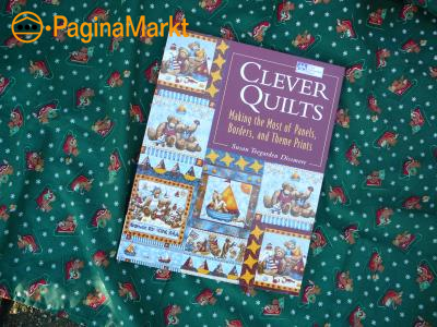 Quiltboek Clever Quilts
