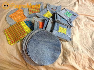 Losse blokken voor een quilt