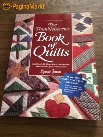 Te koop Book of Quilts