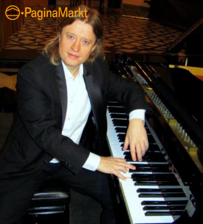 Pianist Thomas Alexander...Pure Passie!