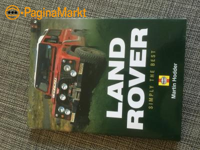 Boek: Land Rover / Simply the Best.