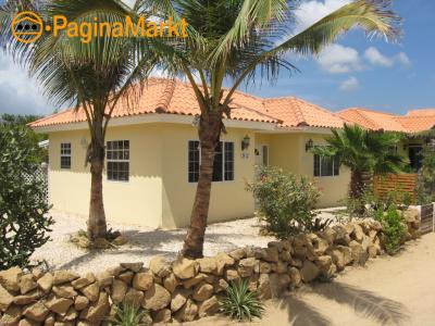 vakantiehuis op Aruba.