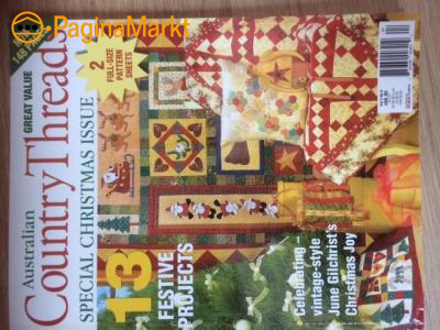 Boek : Kerst - Country Threads