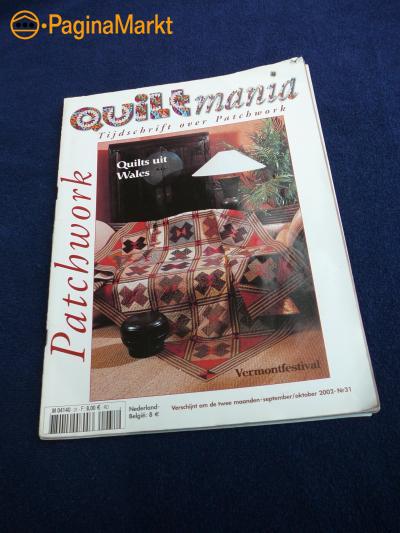 Quiltmania nummer 31