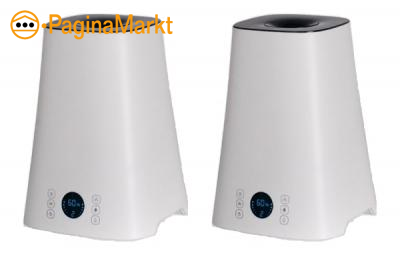 2 x PR-8202 ionisator luchtbevochtigers