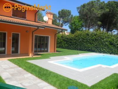 Vakantiehuisjes in Italie met zwembad