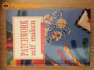 Boek: Patchwork zelf maken