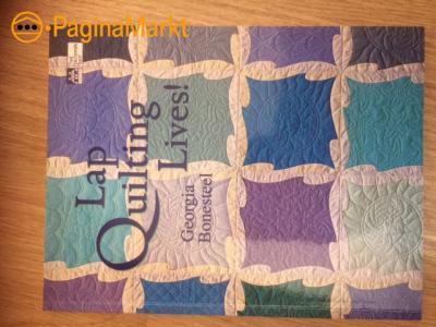 Boek : Lap quilting lives