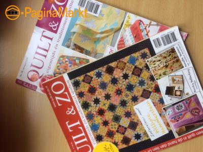 Tijdschrift Quilt & Zo