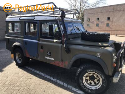 Land rover serie 3 stawag 109
