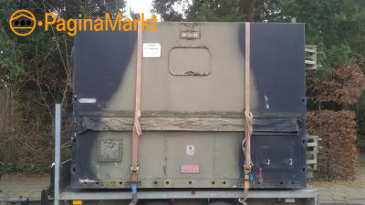 UK comms container