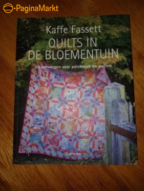 Quilts In De Bloementuin.Quilts In De Bloementuin