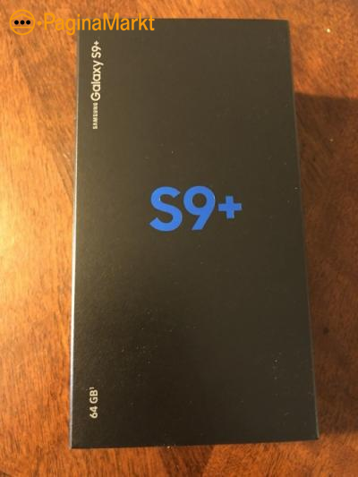 Brand New Samsung Galaxy S9 Cost 350euro