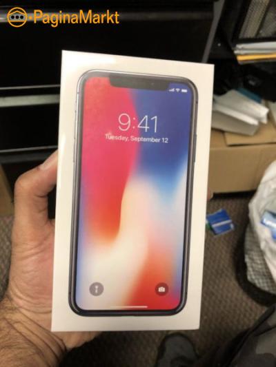 Apple iPhone X 256GB 600euro iPhone 8 Plus 400euro