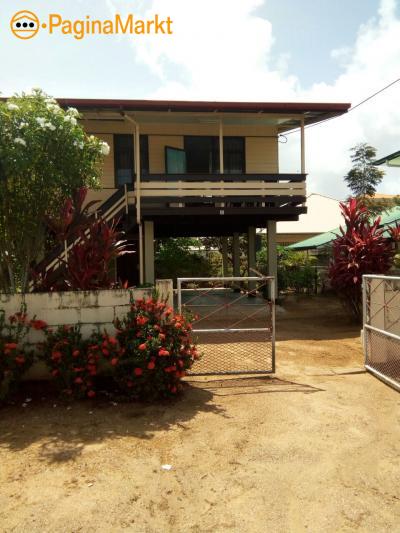 Vakantiewoning Paramaribo * Aluminiumstraat