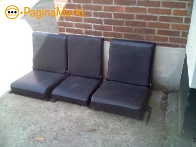 Series 2a/3 stoelen kompleet