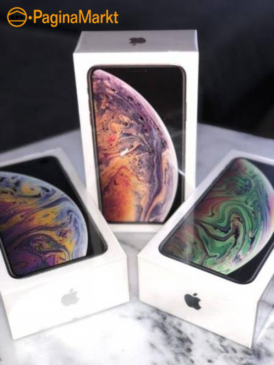 originele Apple iPhone XS 700 EUR en iPhone XS Max