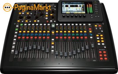Behringer X32 Soundcraft PreSonus Midas Yamaha www